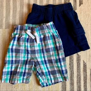 2 shorts bundle in 3T